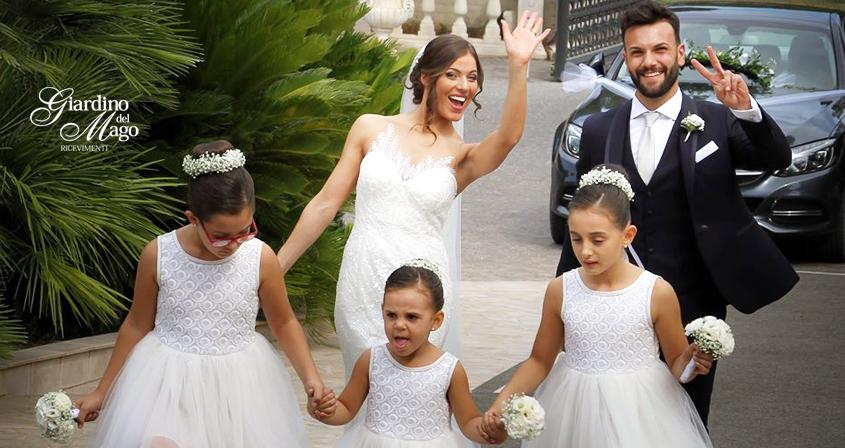 damigelle matrimonio