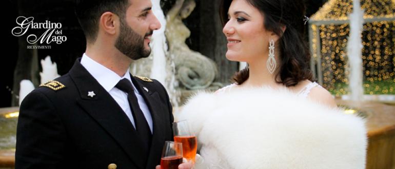 aperitivo di matrimonio